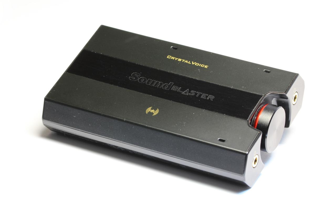 Soundblaster E5 DAC
