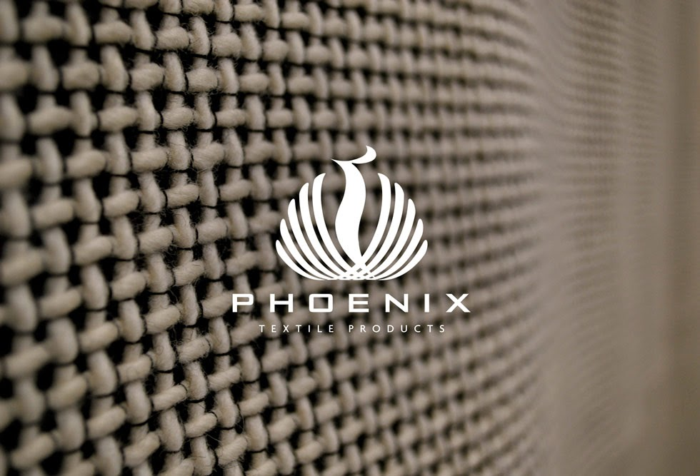 Phoenix Textile Products, Dublin – Logo Design