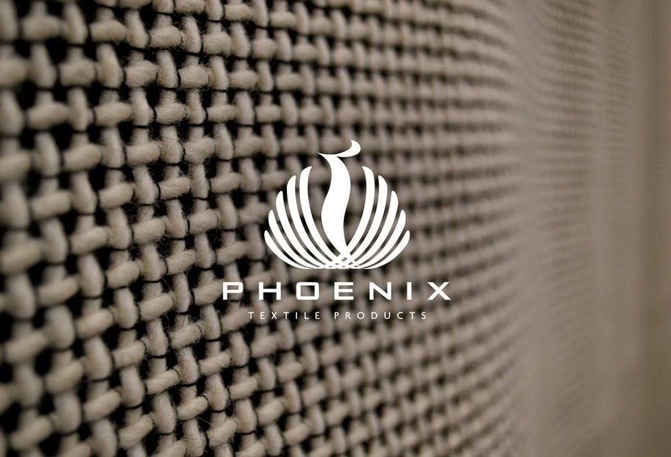 Phoenix Textile Products, Dublin – Logo Design