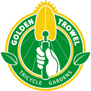 tricycle garden's 4th annual harvest celebration and golden trowel award