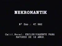 nekromantik vhs necrofilia