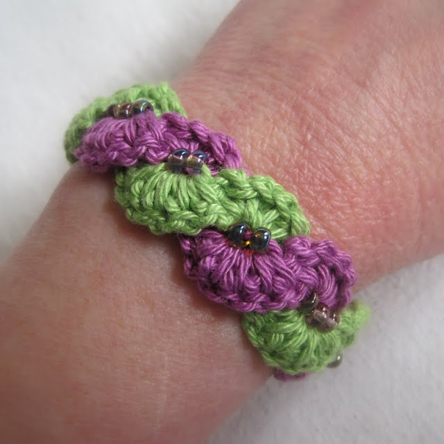 free crochet patterns free crochet jewelry patterns