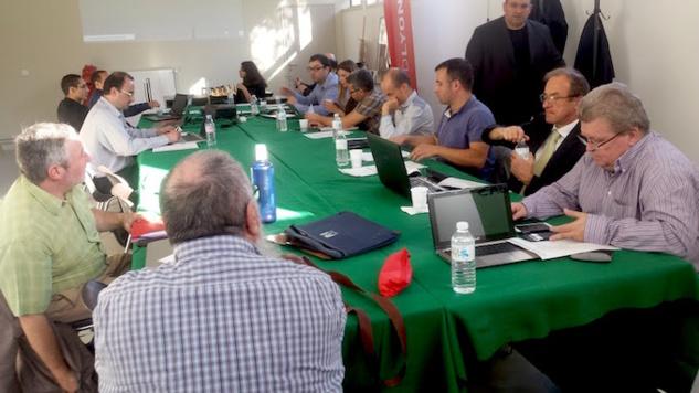 La réunion du Comité Directeur fédéral à Lyon des 7 et 8 novembre