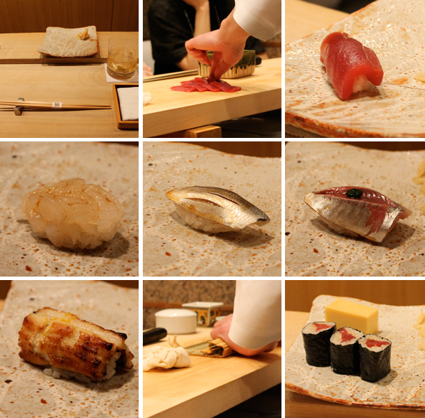 Japan food diary, things to eat in Japan, Tokyo, Sushi Kanesaka, Ginza