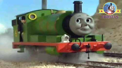 Fat Controller rapidly reached the pit creepy echoing sound of Thomas friend Percy the small engine