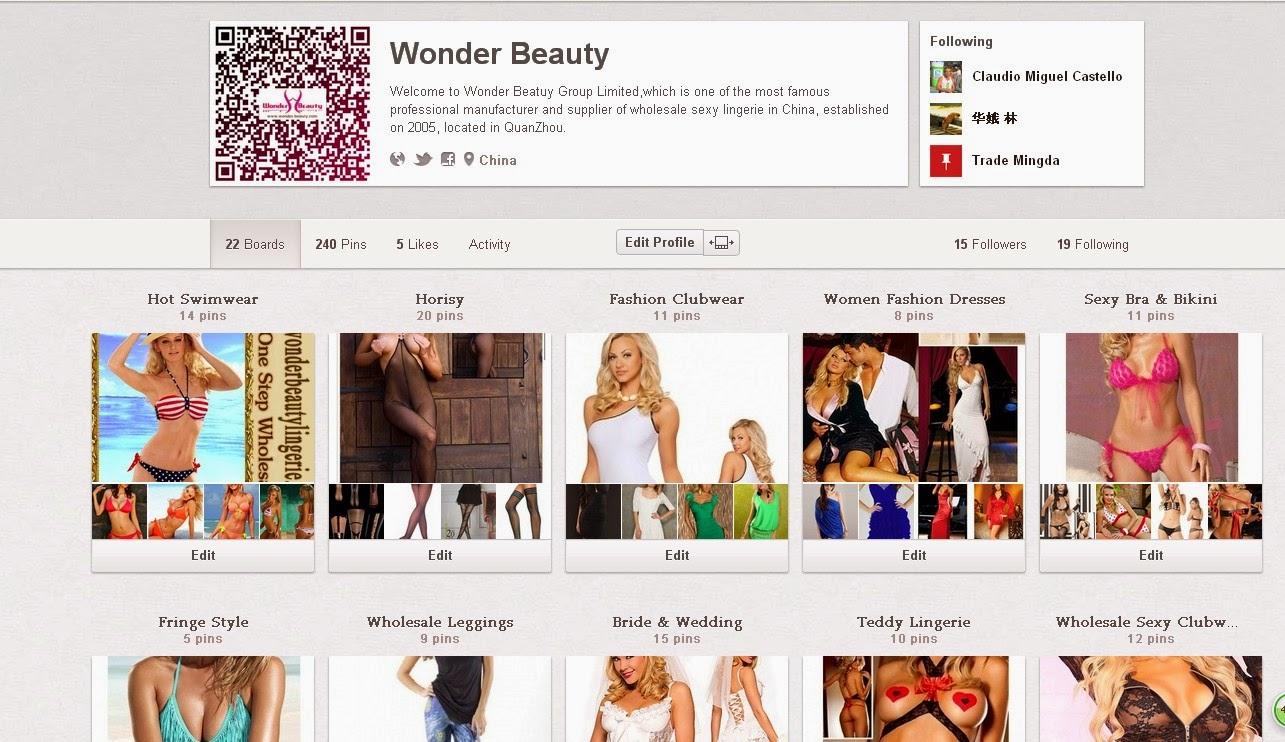 Wonder Beauty Pin