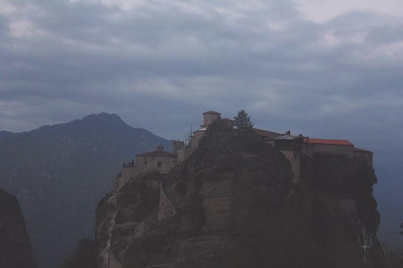 klasztor grecja