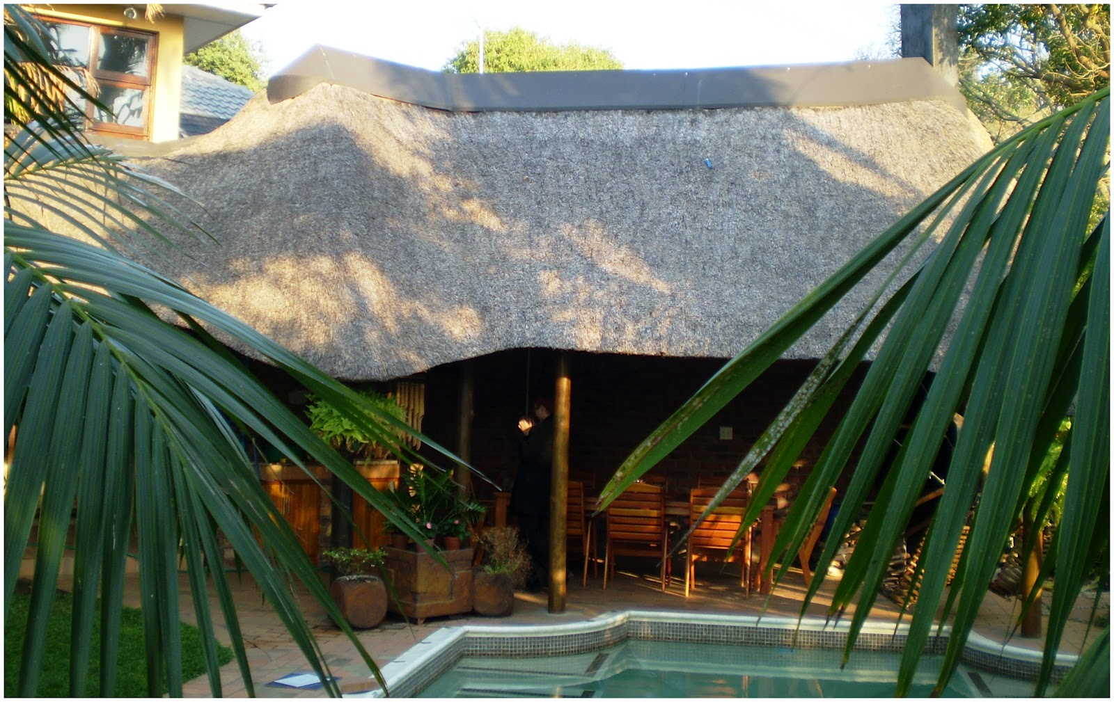 Thatch of the Day: Thatch Lapa, Braai & Outdoor Entertainment Area ...