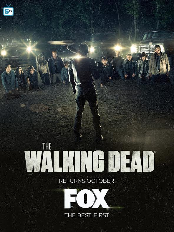 The Walking Dead Temporada 7 Audio latino