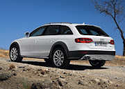 2013 Audi A4 Allroad HD