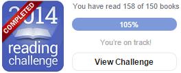 2014 Goodreads Challenge