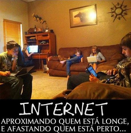 Internet: Suas funções