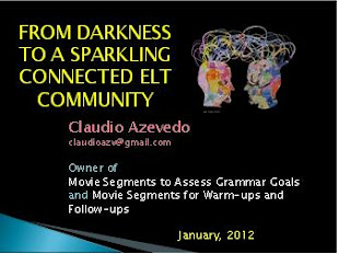 From Darkness to a Sparkling Connected ELT Community
