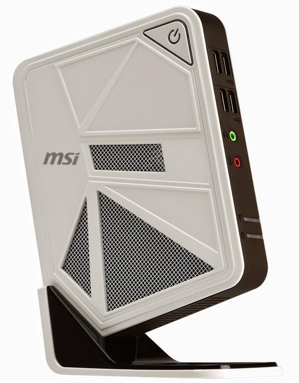 MSI Wind Box DC111 front