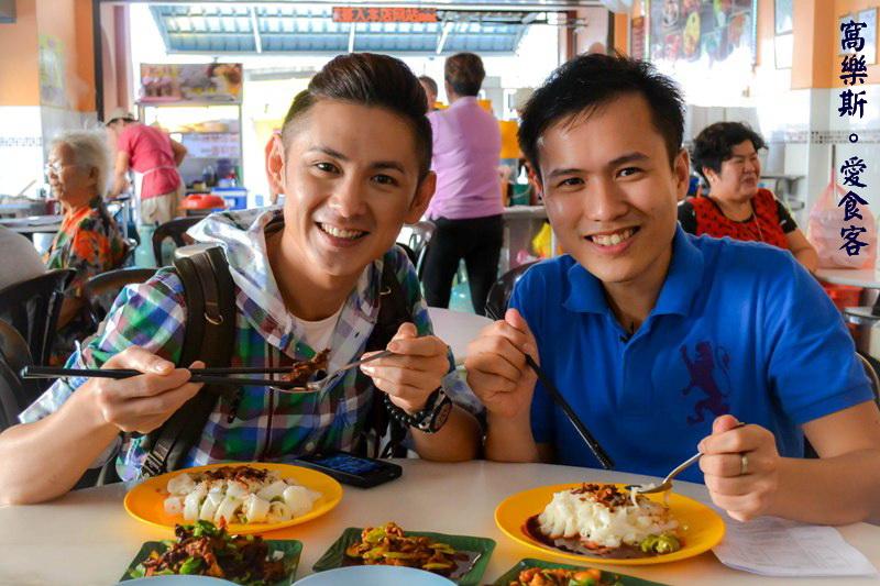 窝乐斯与 NTV 7『爱食客』有约