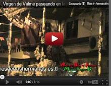 Virgen de Valme paseando en la salida extarordinaria de 2007 por su 34ª aniversario de la Coronació