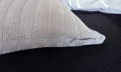 poduszka swetrowa