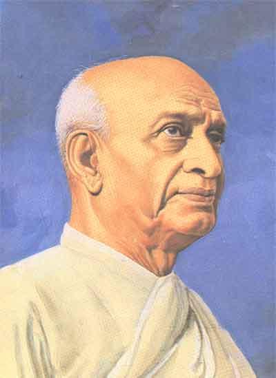 vallabhbhai patel كان سردار فالاباي جوهافرباي باتل (vallabhbhai jhaverbhai patel) (31 أكتوبر ــ 15 ديسمبر 1950) محاميًا هنديًا ورجل دولة، وهو أحد زعماء المؤتمر الوطني الهندي وأحد الآباء المؤسسين للهند.