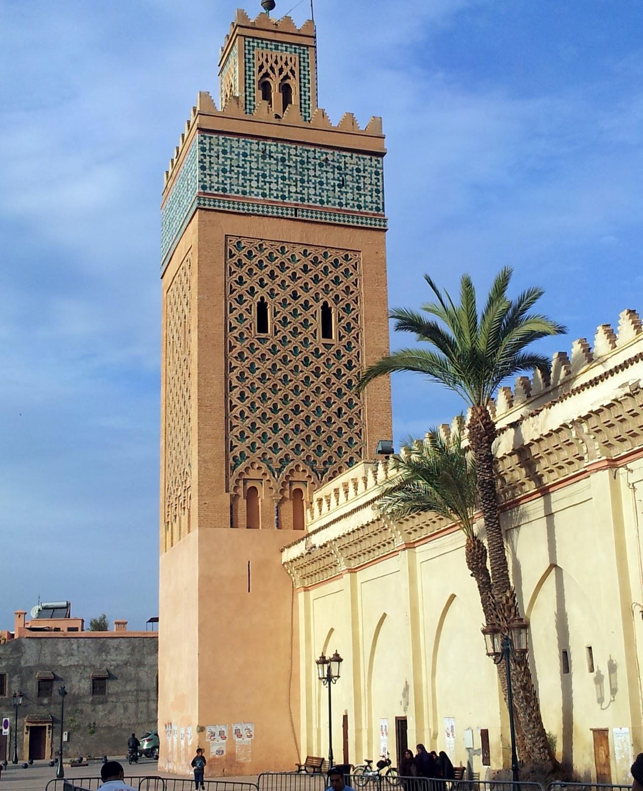taroudant: Marrakesh - The Kasbah Mosque