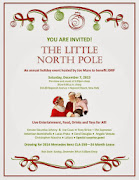 Celebrate at The Little North Pole!