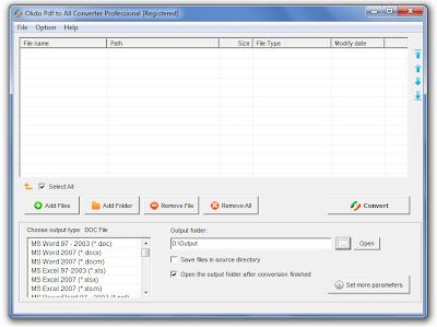 Okdo Pdf to All Converter Pro 4.6 Full Serial 2