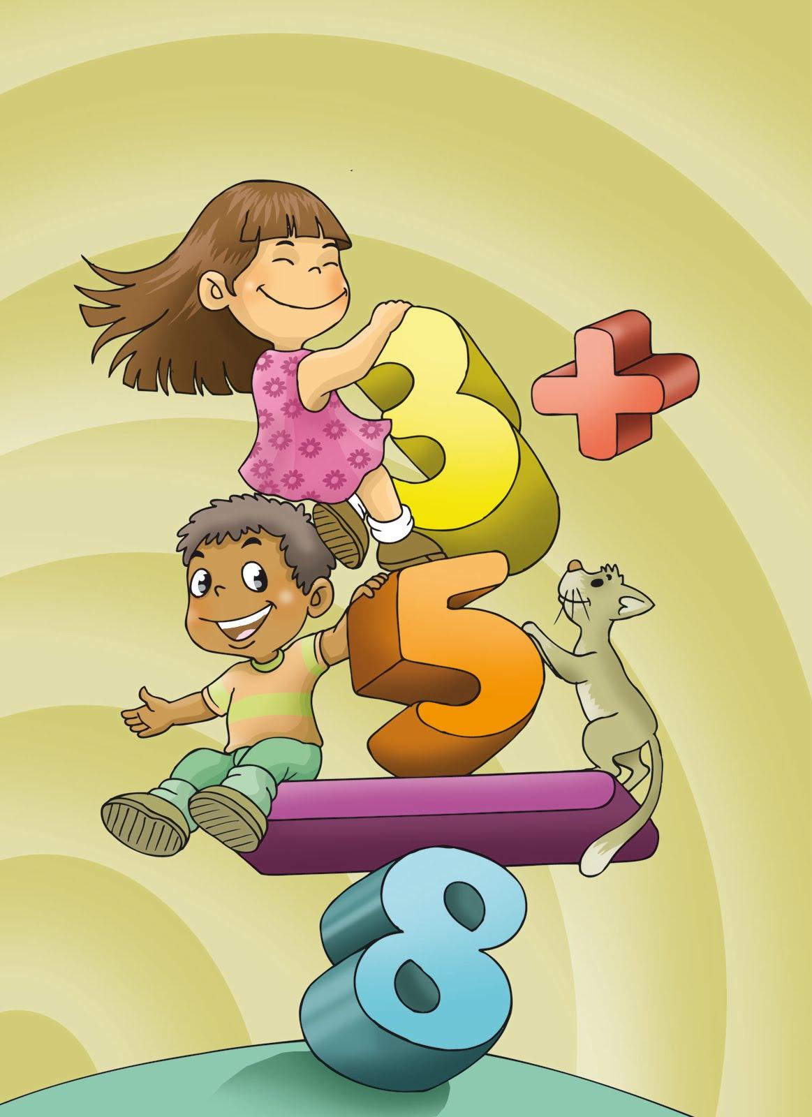 Caratula Matemática - Libros Trilce