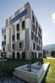 Palacio Provincial del Trabajo / Alberto Apostoli