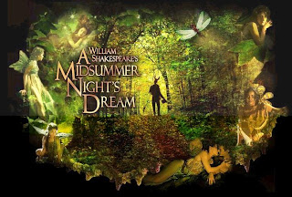 A midsummer night dream cover