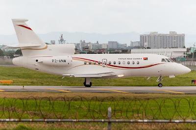 Papua New Guinea Dassault Falcon 900 EX