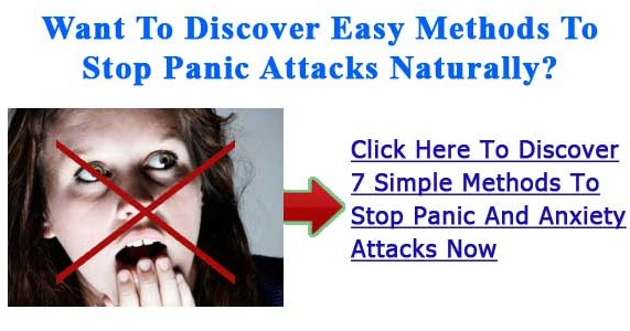 How To Get Rid Of Anxiety And Panic Attacks Naturally