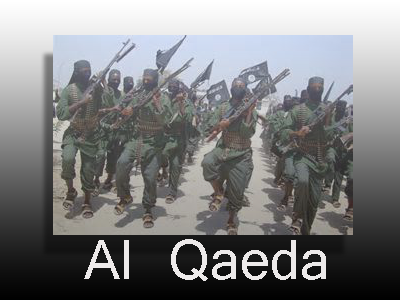 Meanwhile, Whatever Happened to Al Qaeda??