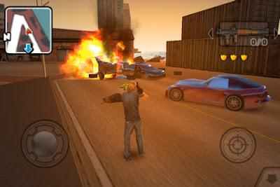 Gangstar 2 Miami Vindiction APK Full Version Data Files Download -iANDROID Games