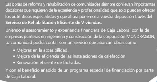 Creditos hipotecas rehabilitaci n integral de viviendas for Bbk bank cajasur oficinas