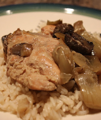 slow cooker chicken thighs with artichoke sauce