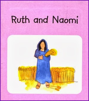 ruth and naomi in a place Ruth and naomi also shared a mutual commitment to survival sometimes a great and necessary mission can be the place where we discover our own gifts and in the process discover god's abiding.