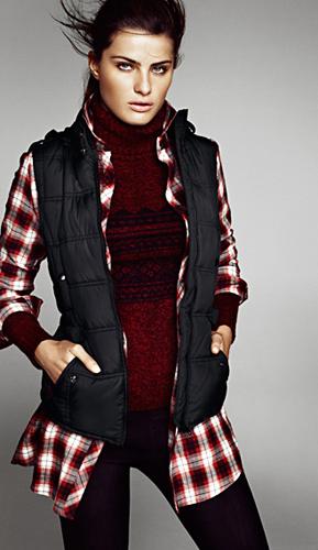 Moda invierno 2012 mujer