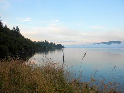 photo of Tillamook Bay Oregon by Nancy Zavada