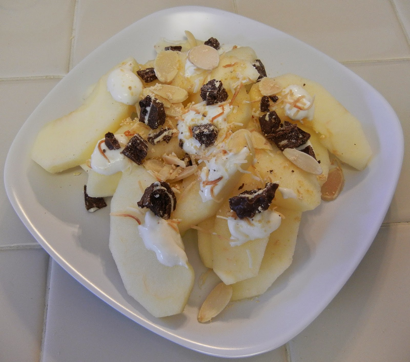 Eggface+Apple+Nachos Weight Loss Recipes Post Weight Loss Surgery Menus: A day in my pouch