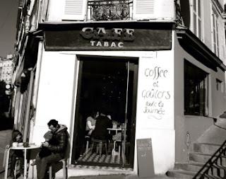 Foto de café-tabac de París