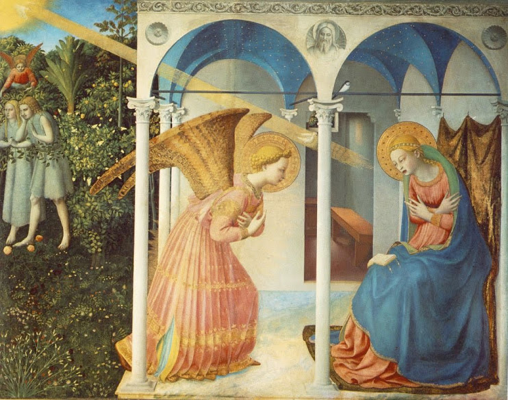 Annunciation: The Birth of Children of Light
