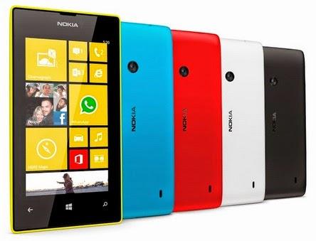 Inilah Spesifikasi Nokia Lumia 520 - 8 GB - Kuning