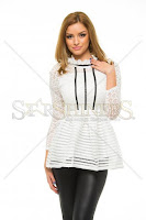 Bluza Graceful Look White