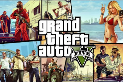 Fake Grand Theft Auto 5 for PC