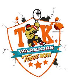TTK Warriors Tour 2017