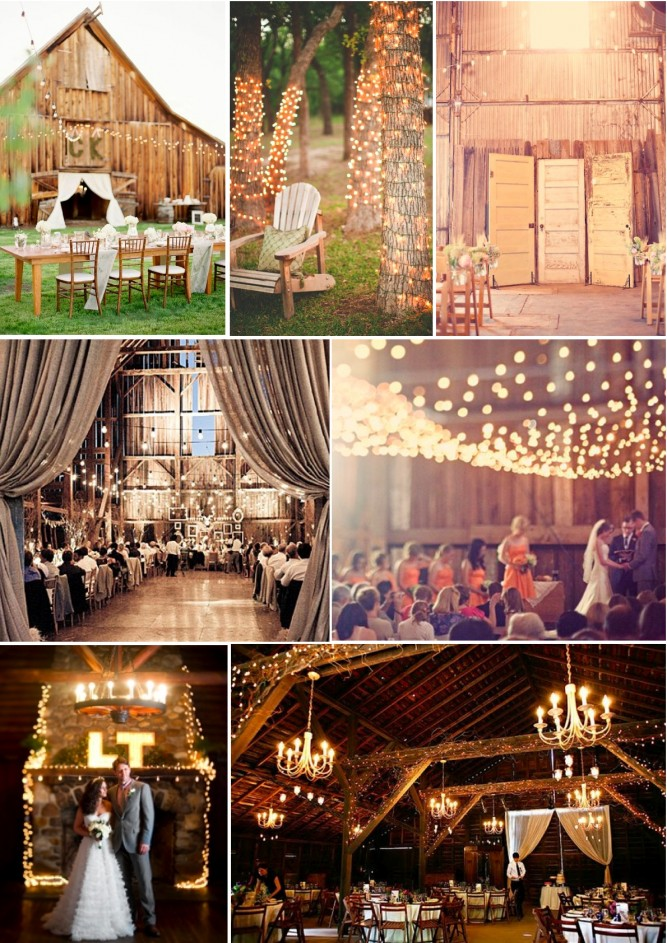 De Lovely Affair Decor Creative Wedding Lighting Ideas