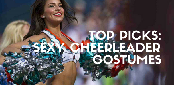 Sexy Cheerleader Costume - Bring It On!
