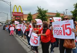 Order Up: Fast Food Strike!