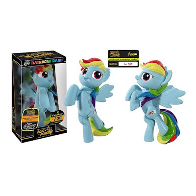 "My Little Pony ""Original"" Rainbow Dash Hikari Sofubi Vinyl Figure by Funko"
