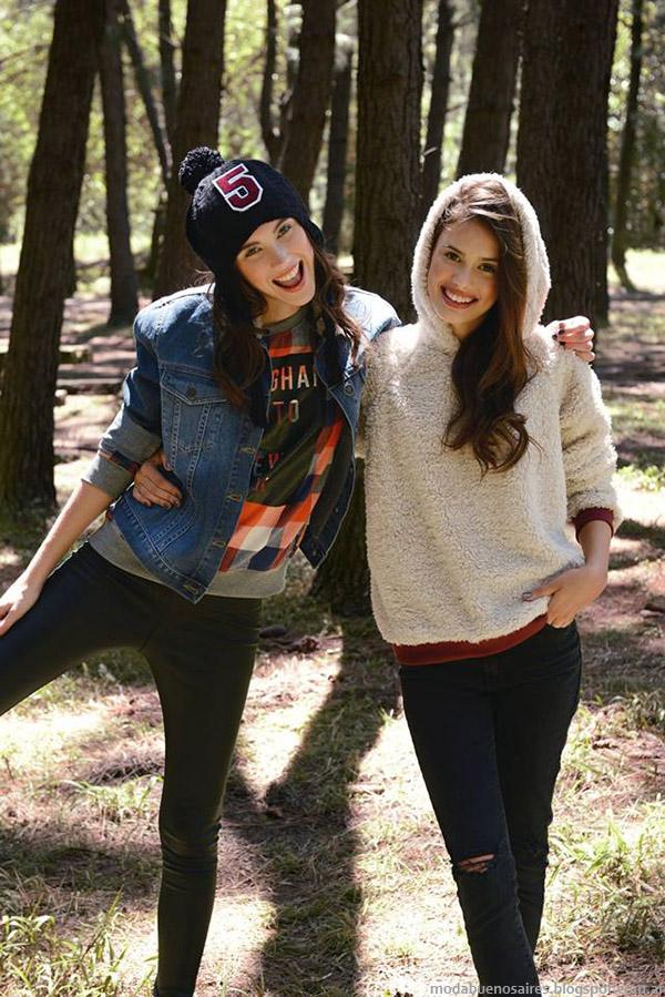 Moda Urbana invierno 2015. Te lo Juro otoño invierno 2015 ropa de moda juvenil.