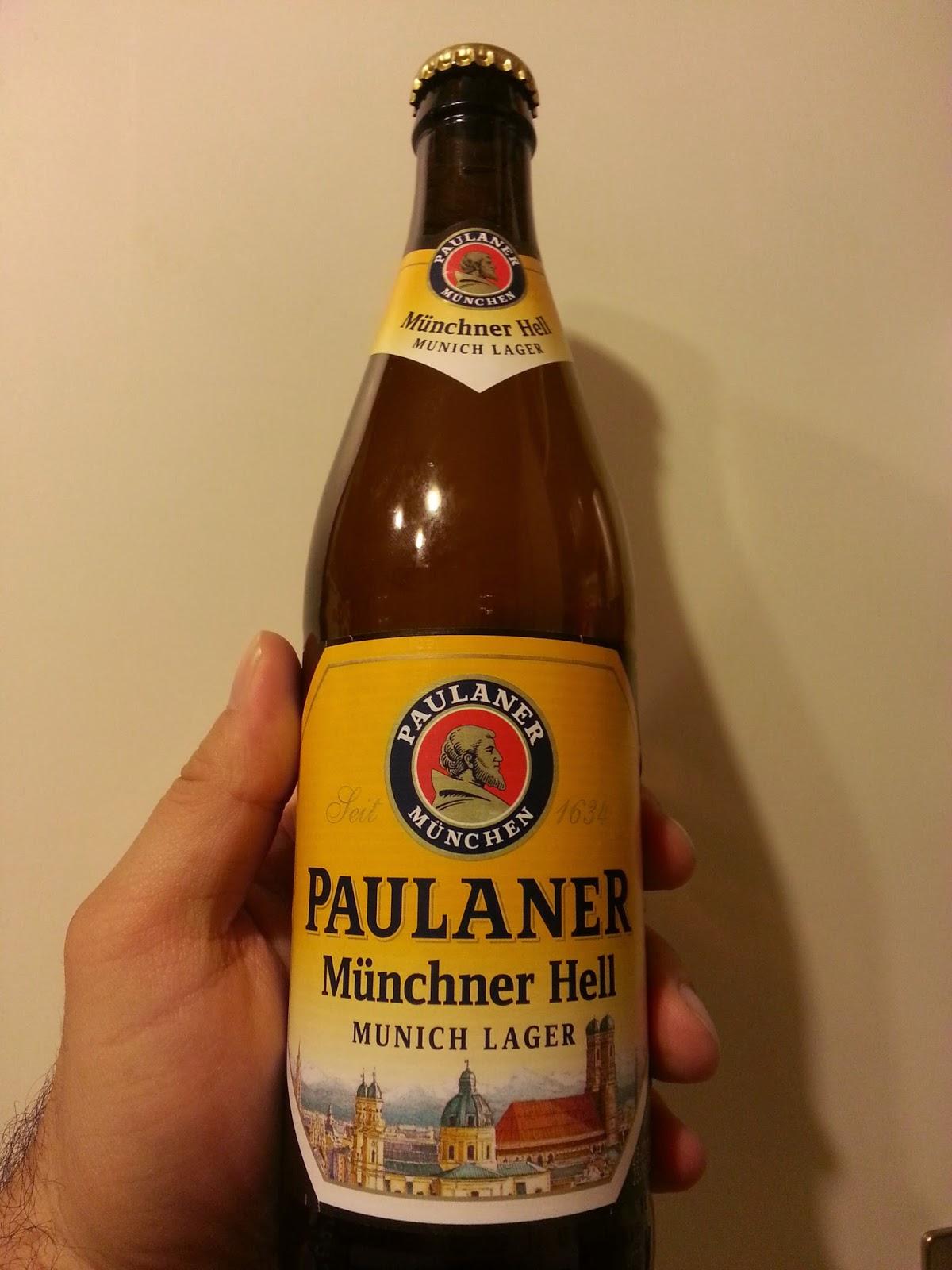 пауланер пиво фото